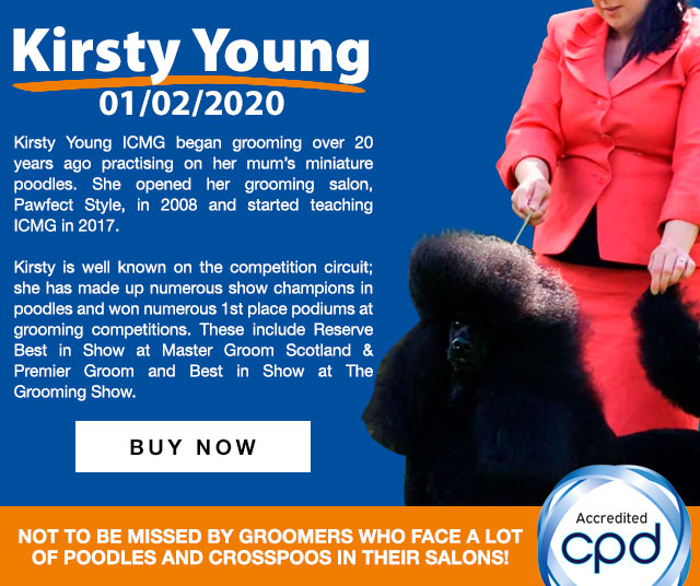 Kirsty Young Seminar - Buy Tickets Now