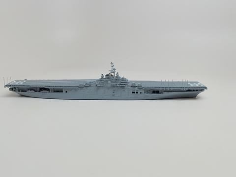 SN 3-11A USS Antietam 1953