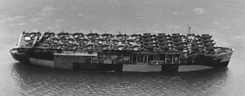 SN 2-04A Long Island CVE-1