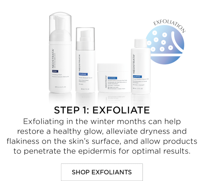 Shop Exfoliants
