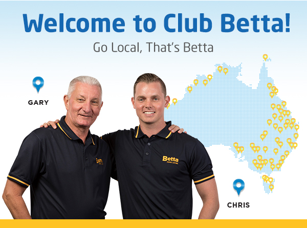 Welcome to Club Betta
