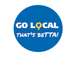 Go local, that''s Betta