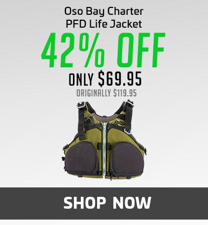 Oso Bay Charter PFD Life Jacket