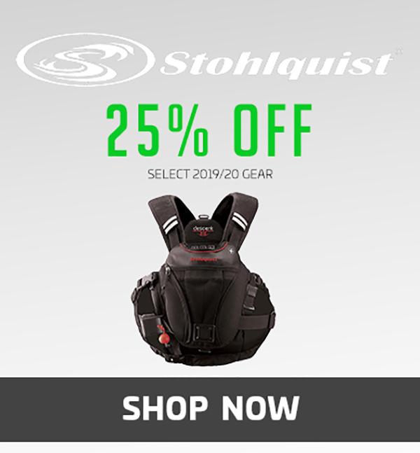 25% Off Stohlquist
