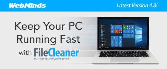 Keep Your PC Fast with FileCleaner