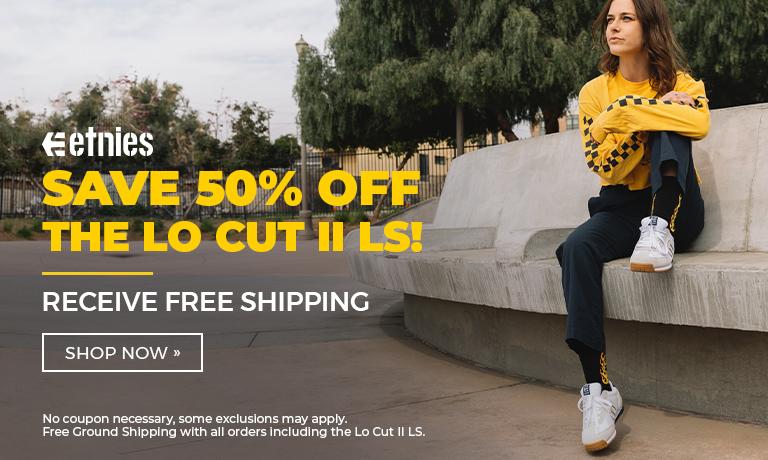 Lo Cut II LS Sale