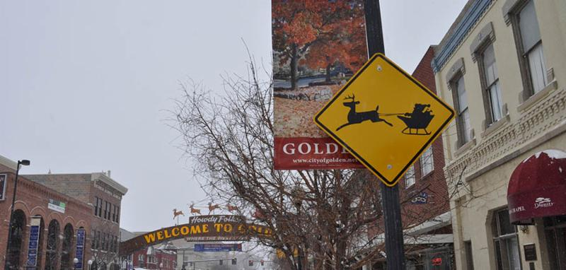 Watch for sleighs!