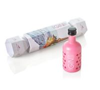 The Lakes Rhubarb & Rosehip Gin Crackers