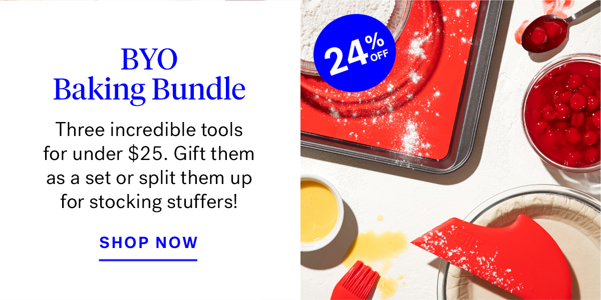 BYO Baking Bundle (Badge: 24% off)