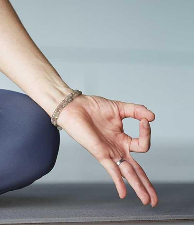 Weekly yoga events