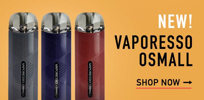 New Vaporesso OSMALL