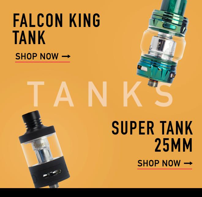 Shop Vape Tanks