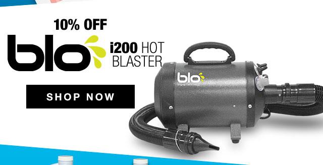 10% off blo i200 Hot Blaster