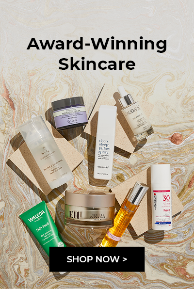 Award-winning Skincare