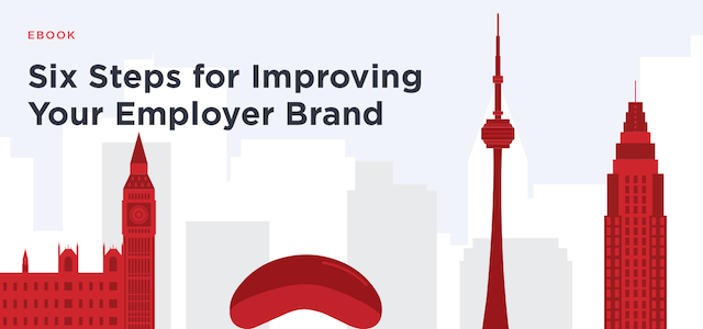 6 ways to improve your employer brand ebook