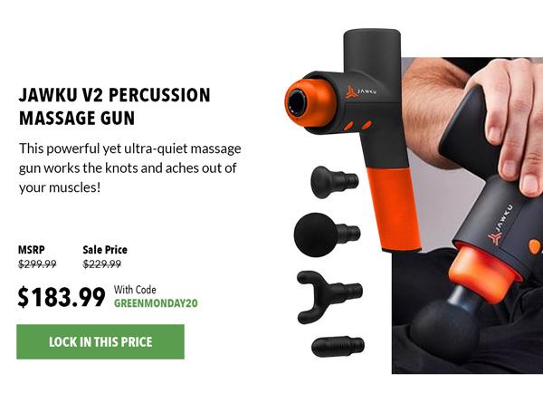 Massage Gun   Shop Now