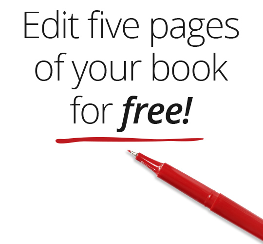 Turn good writing into a great book with a professional editor.
