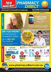 Catalogue 1: Pharmacy Direct