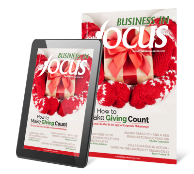 Business in Focus Magazine