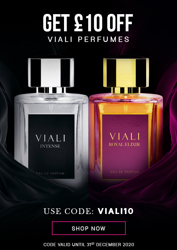 Get ?10 off Viali Perfumes