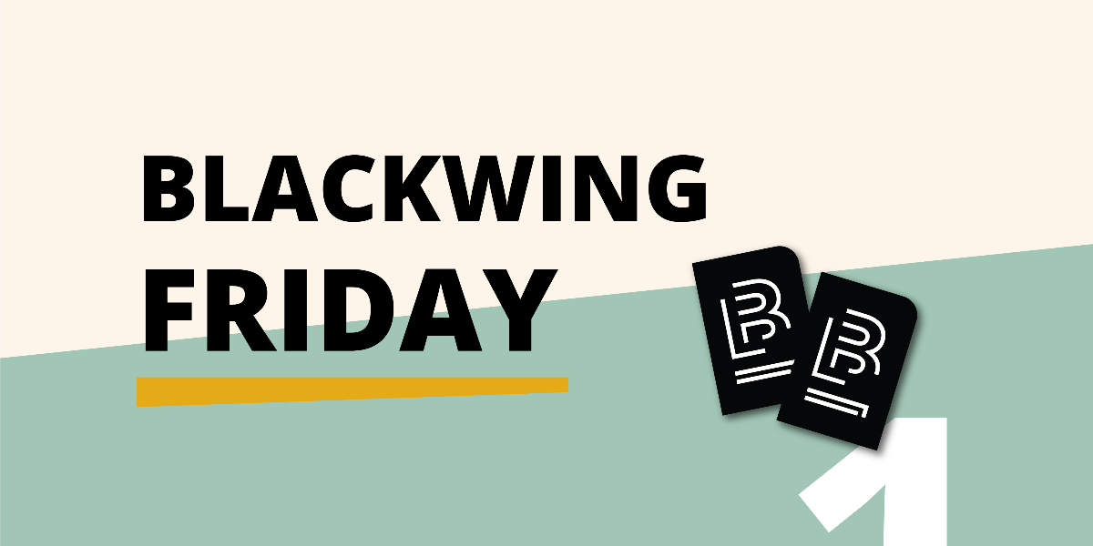 Blackwing Friday is here!