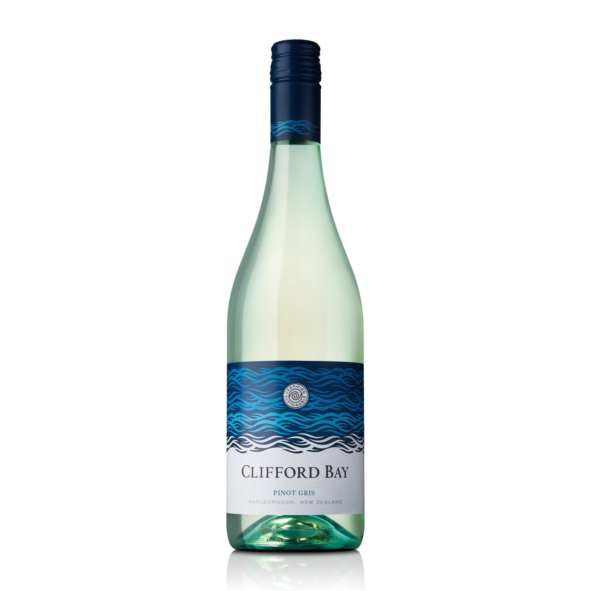 Clifford Bay Pinot Gris 2020 12 bottles