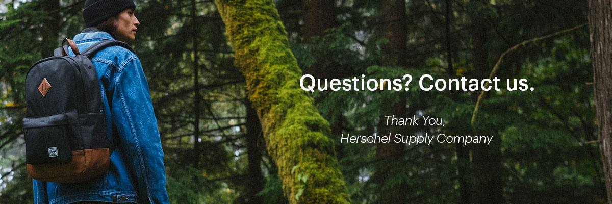 Questions? Contact us