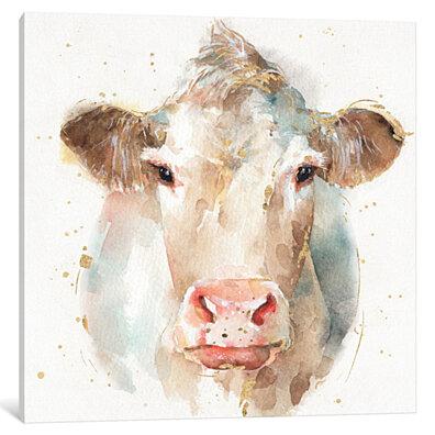 Farm Friends II by Lisa Audit Canvas Print