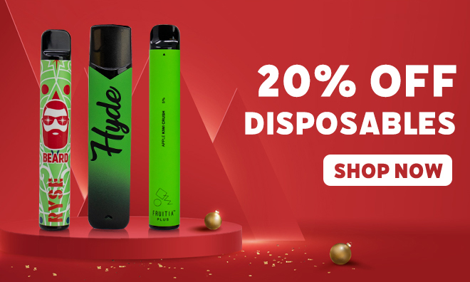 Save on all Disposables