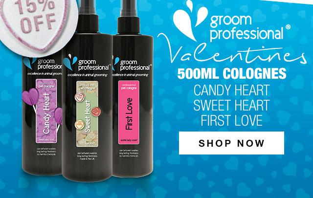 Shop 15% Off GP Valentine's Colognes