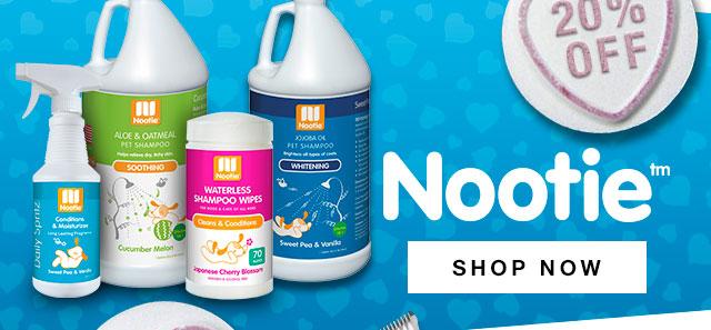 Shop 20% Off Nootie