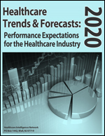 Pre-publication discount on Healthcare Trends & Forecasts in 2020: Performance Expectations for the Healthcare Industry