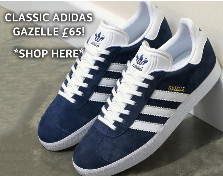 Adidas Gazelle Wheel