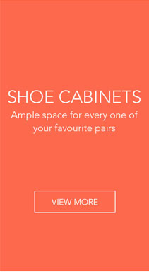 Ample space for every one of your favourite pair