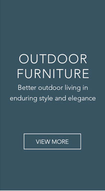 Better outdoor living in enduring style and elegance