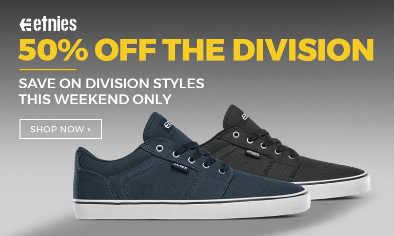 Division Flash Sale