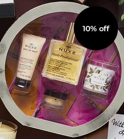 Prodigiously Floral Gift Set | Nuxe