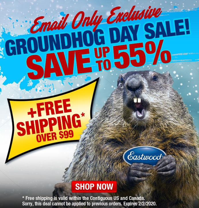 Groundhog Day!!!