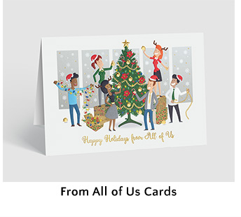 From All of Us Cards