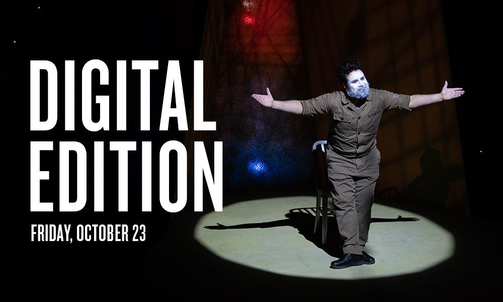 DIGITAL EDITION: Friday, October 23
