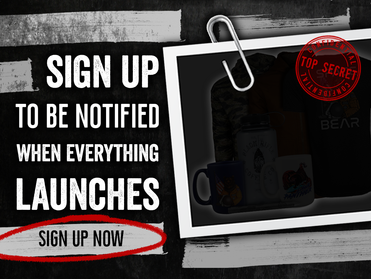 Sign Up to be Notified When Everything Launches