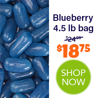 MIKE AND IKE bulk - Blueberry 4.5 lb bag - $18.75 - SHOP NOW