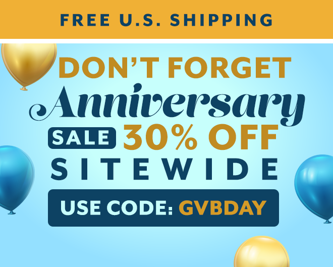 Giant Vapes Anniversary Sale