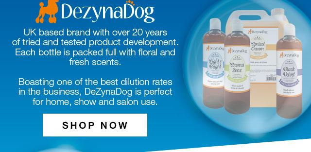 Shop DeZynaDog Shampoos