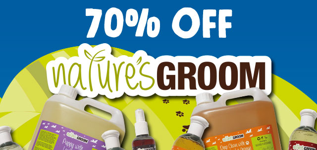 Shop 70% Off Nature''s Groom