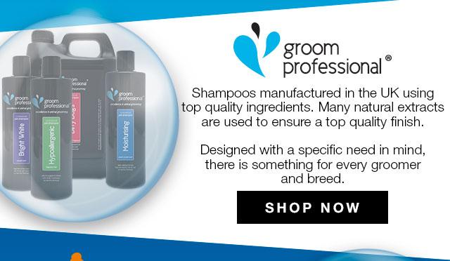 Shop Groom Professional Shampoos