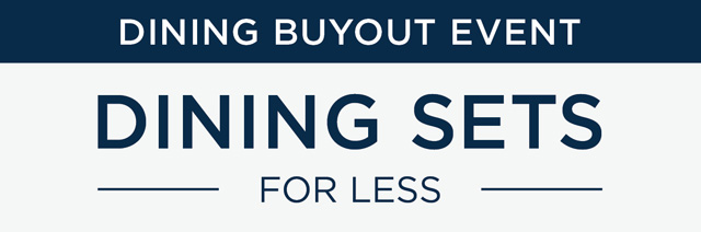 Dining Buyout Event