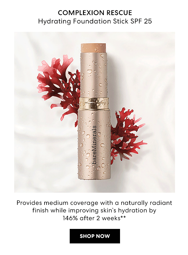 Complexion Rescue Hydrating Foundation Stick SPF 25 - Shop Now