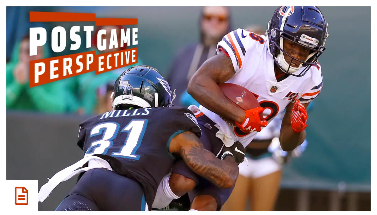Postgame perspective: Bears unable to overcome sloppy performance