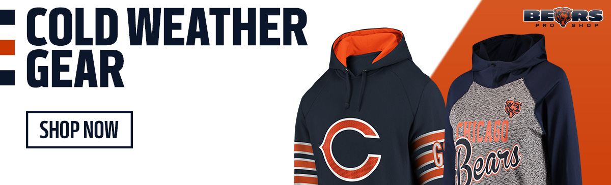 Chicago Bears Pro Shop - Cold Weather Gear